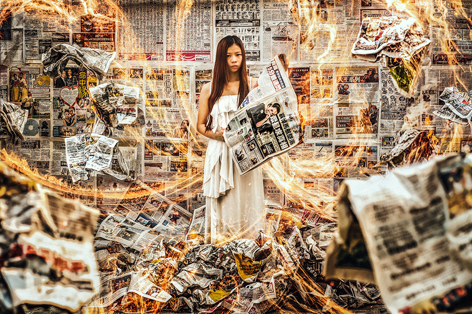Flaming Truth by YongL, Nikon Photo Contest 2014–2015 Generation N Winner